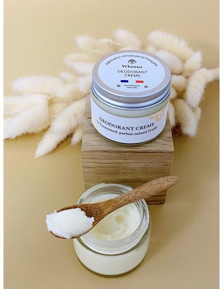 Déodorant Peau Sensible Le Gourmand Texture Crèmeuse