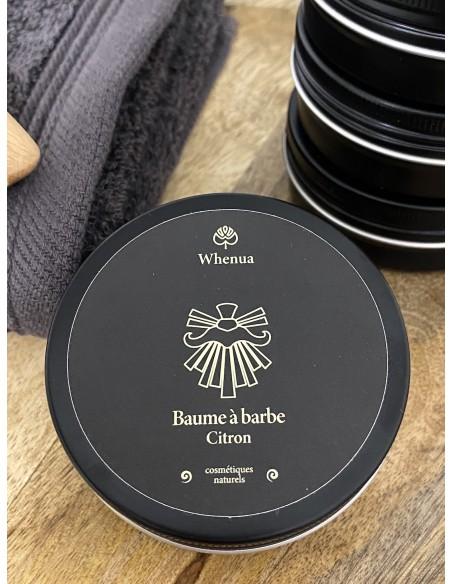 Baume à barbe Citron - Whenua