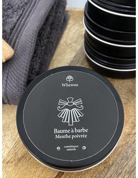 Baume à barbe Menthe poivrée - Whenua
