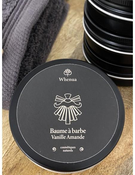 Baume à barbe Vanille Amande - Whenua