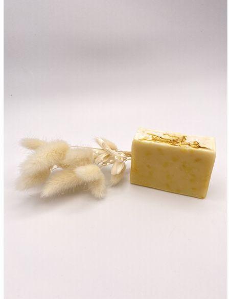 Savon peaux sensible miel calendula